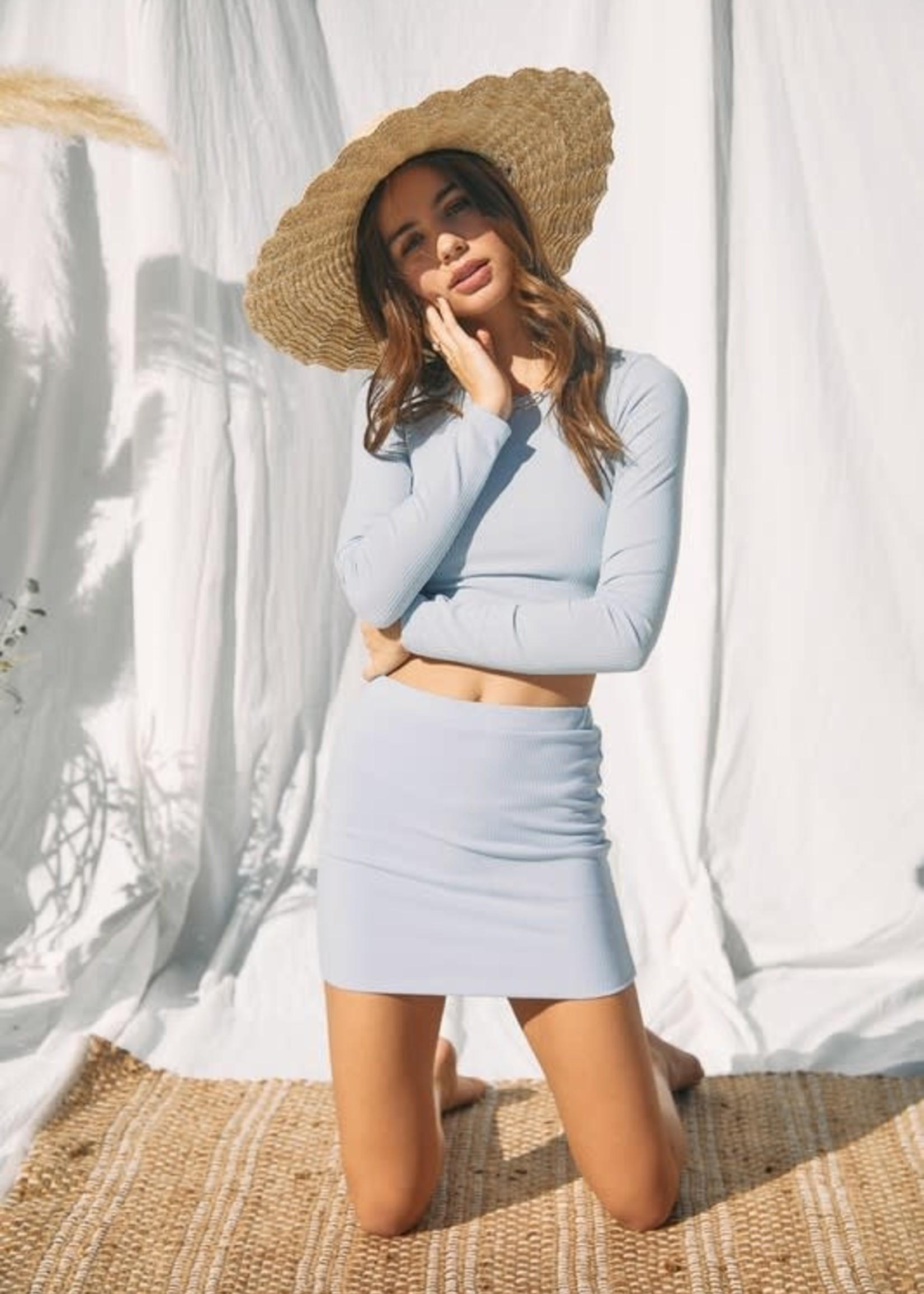 EM & ELLE Spring Fever Skirt