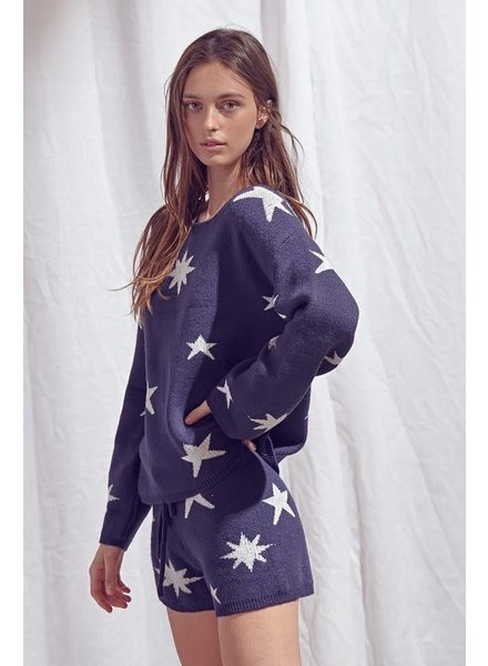 EM & ELLE Moonbeam Set Knit Top