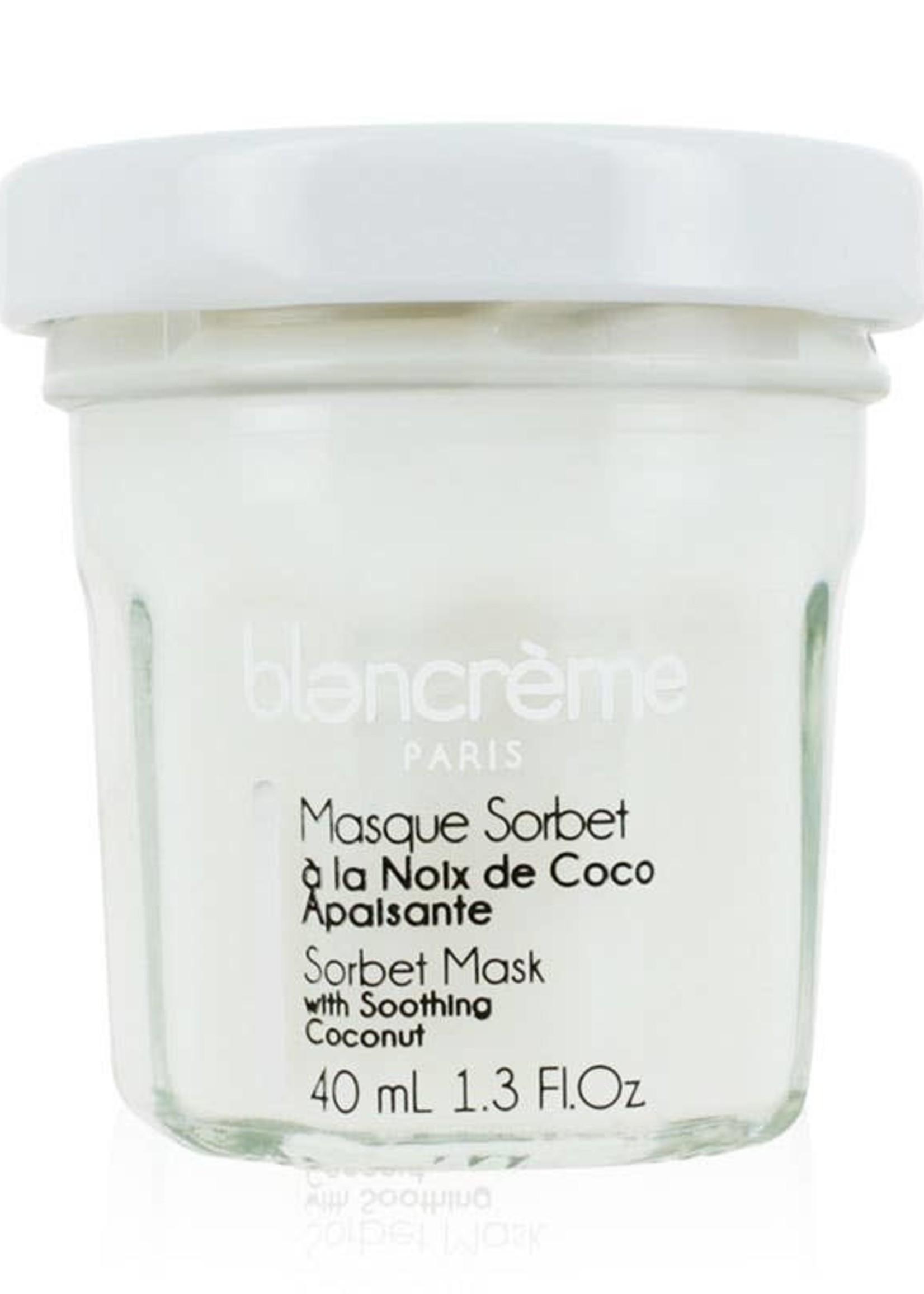 blancreme paris Coconut Face Mask - 1.3 oz