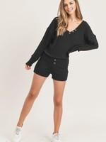 EM & ELLE Odin Soft Lounge Shorts