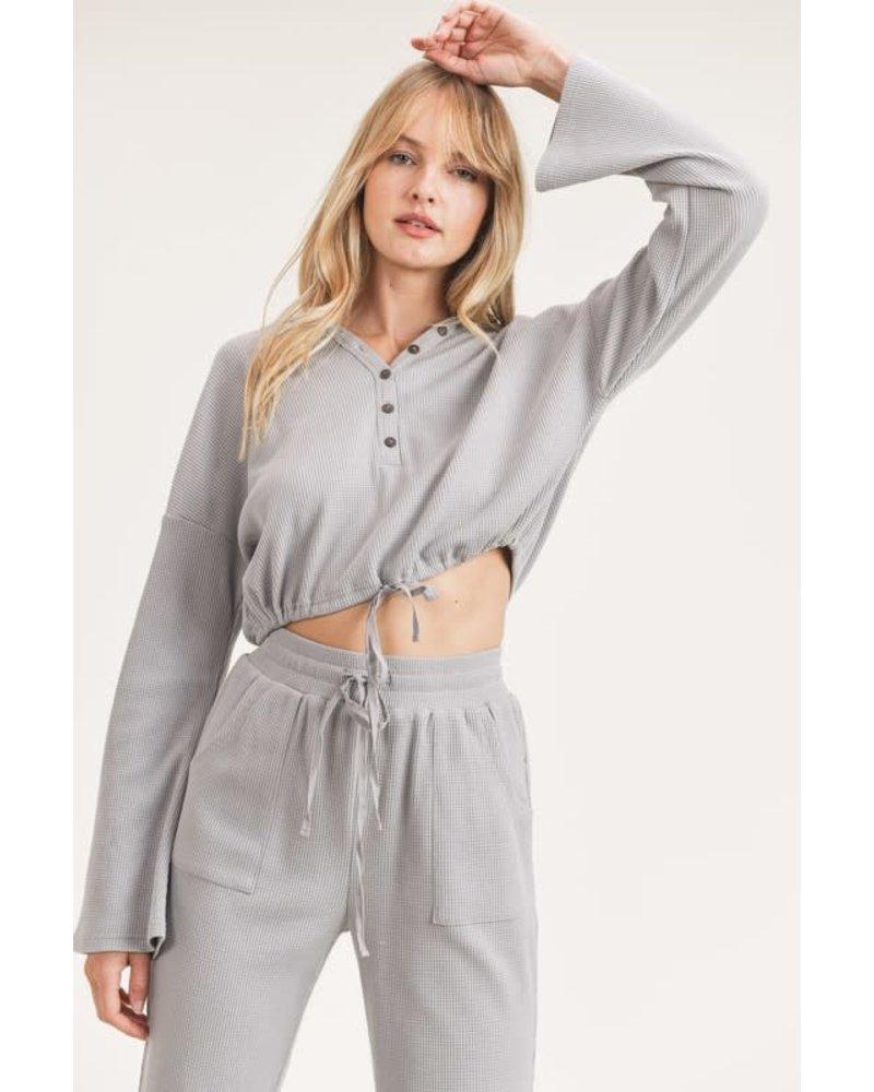 EM & ELLE Cancel Your Plans Set Lounge Pants