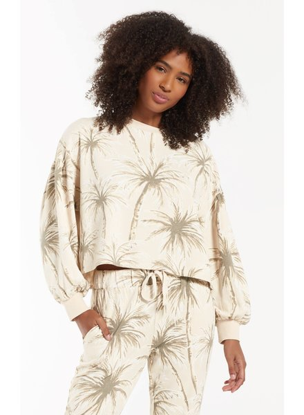 Z Supply Coconut Palm Tempest
