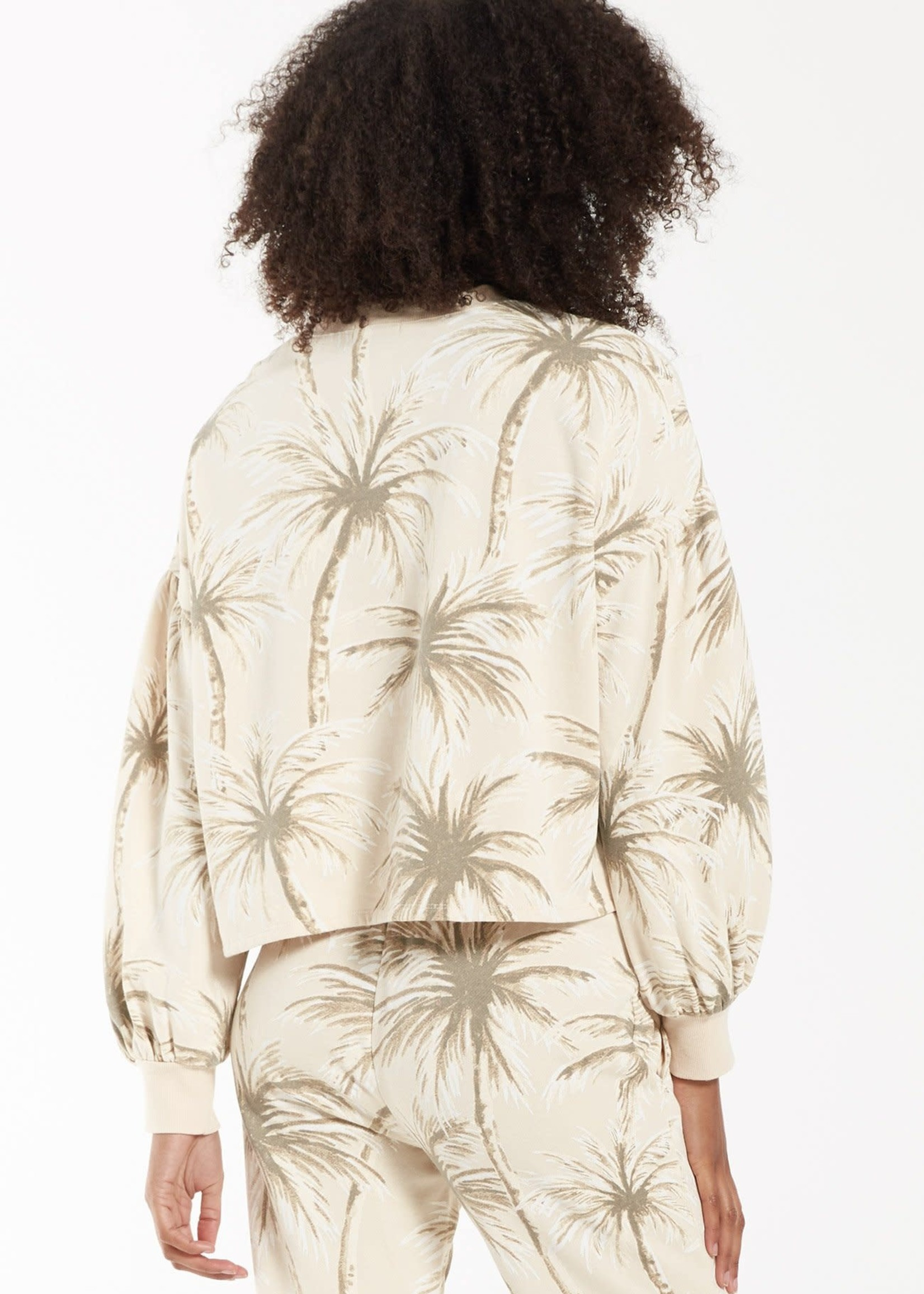 Z Supply Coconut Palm Tempest