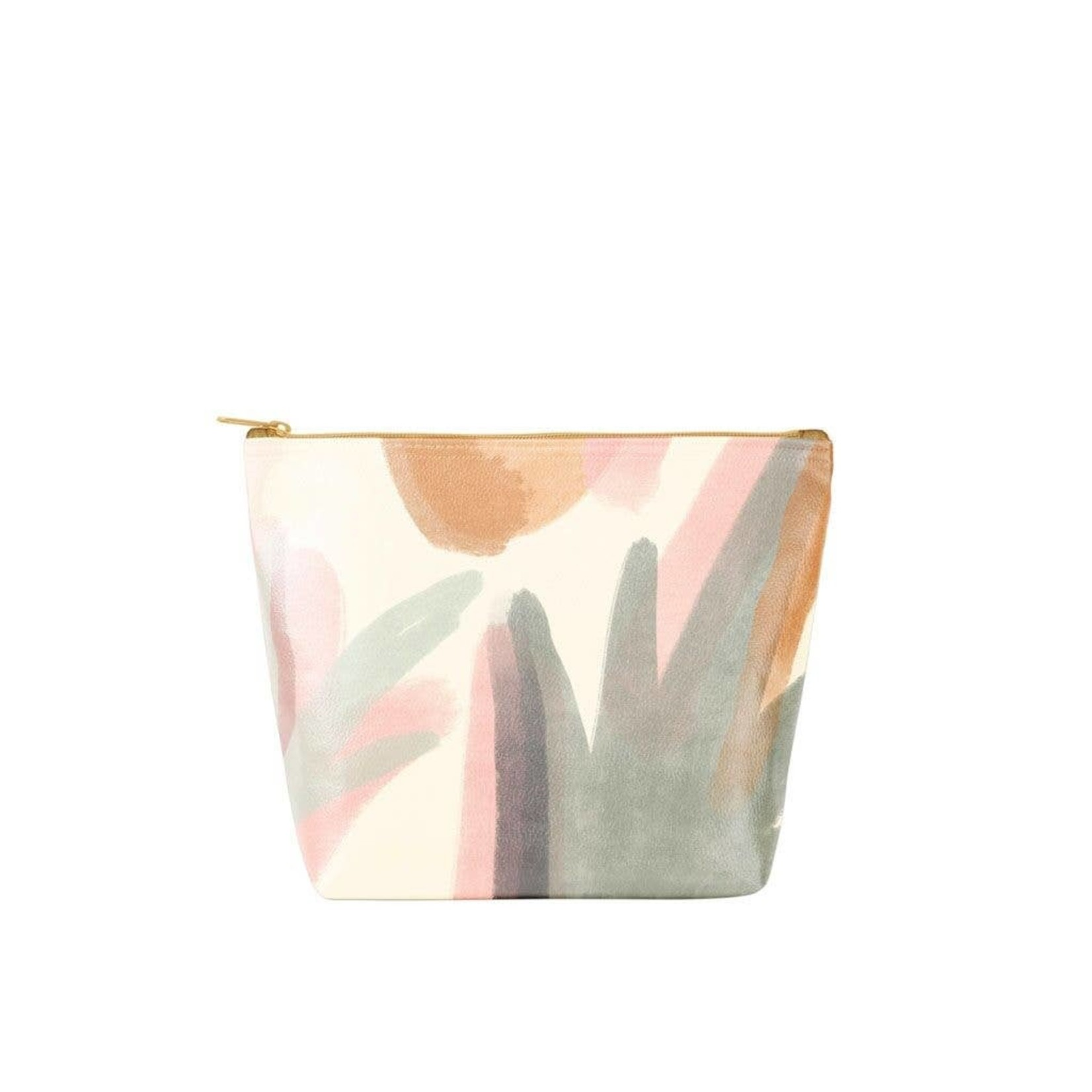 Talking Out of Turn Tweedle Dum Zipper Closure Pouch