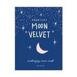 facetory Moon Velvet Moisturizing Cream Mask