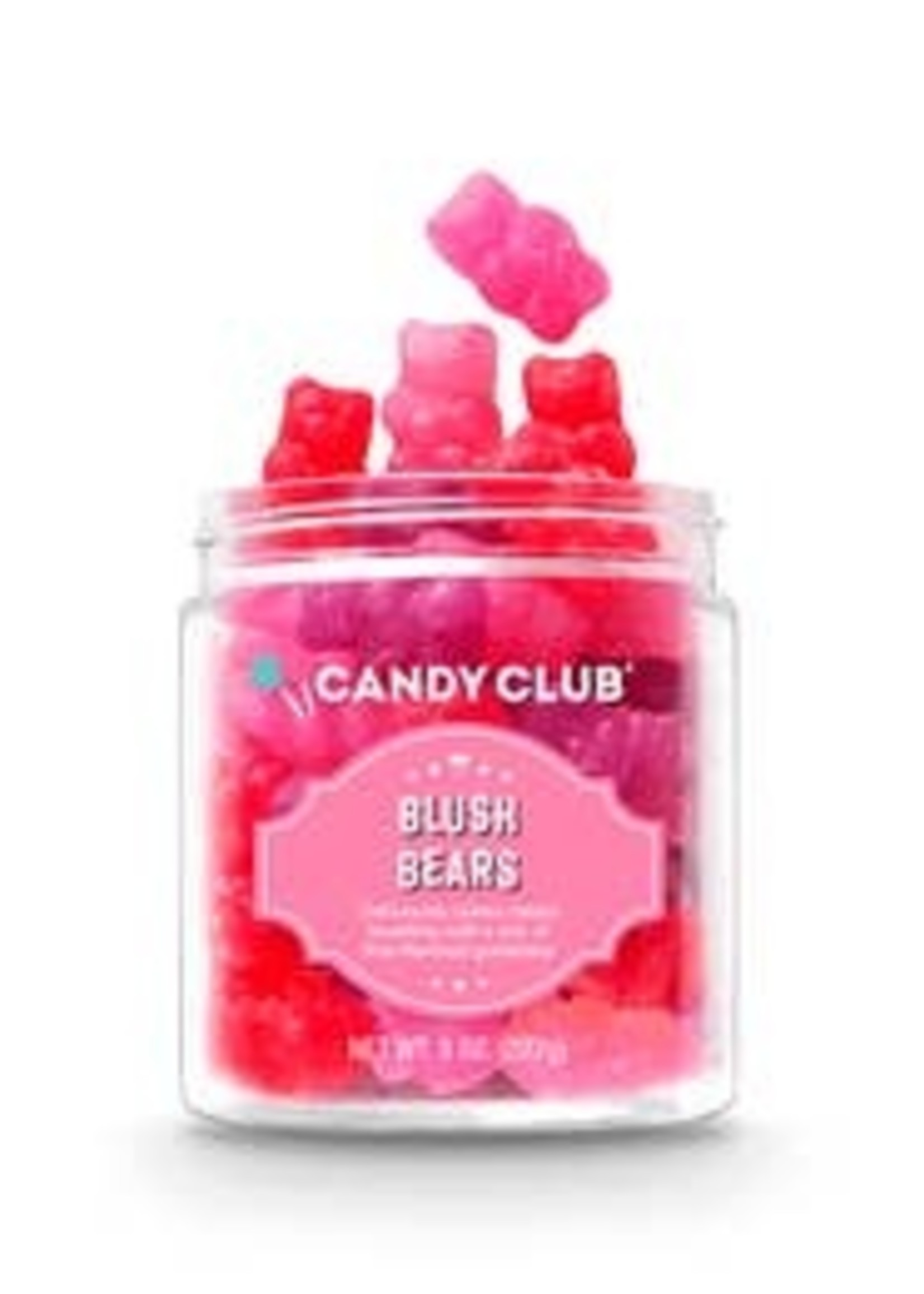 Candy Club Blush Bears