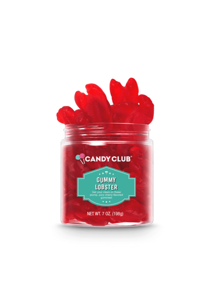 Candy Club Gummy Lobster