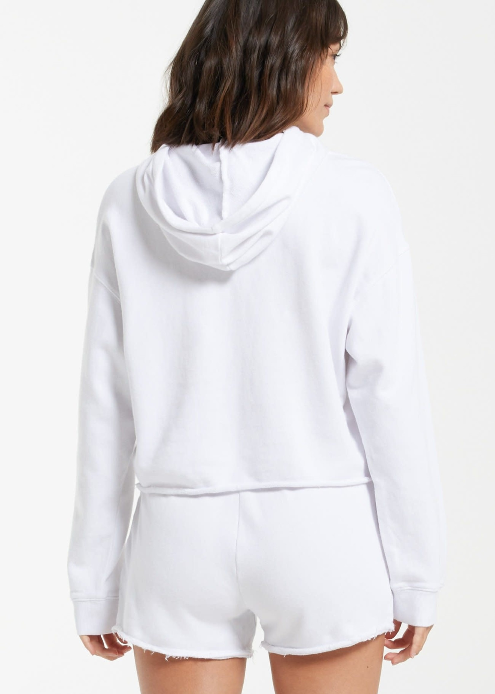 Z Supply Gia Washed Hoodie