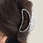 Tiepology Amy Confetti Claw Clip