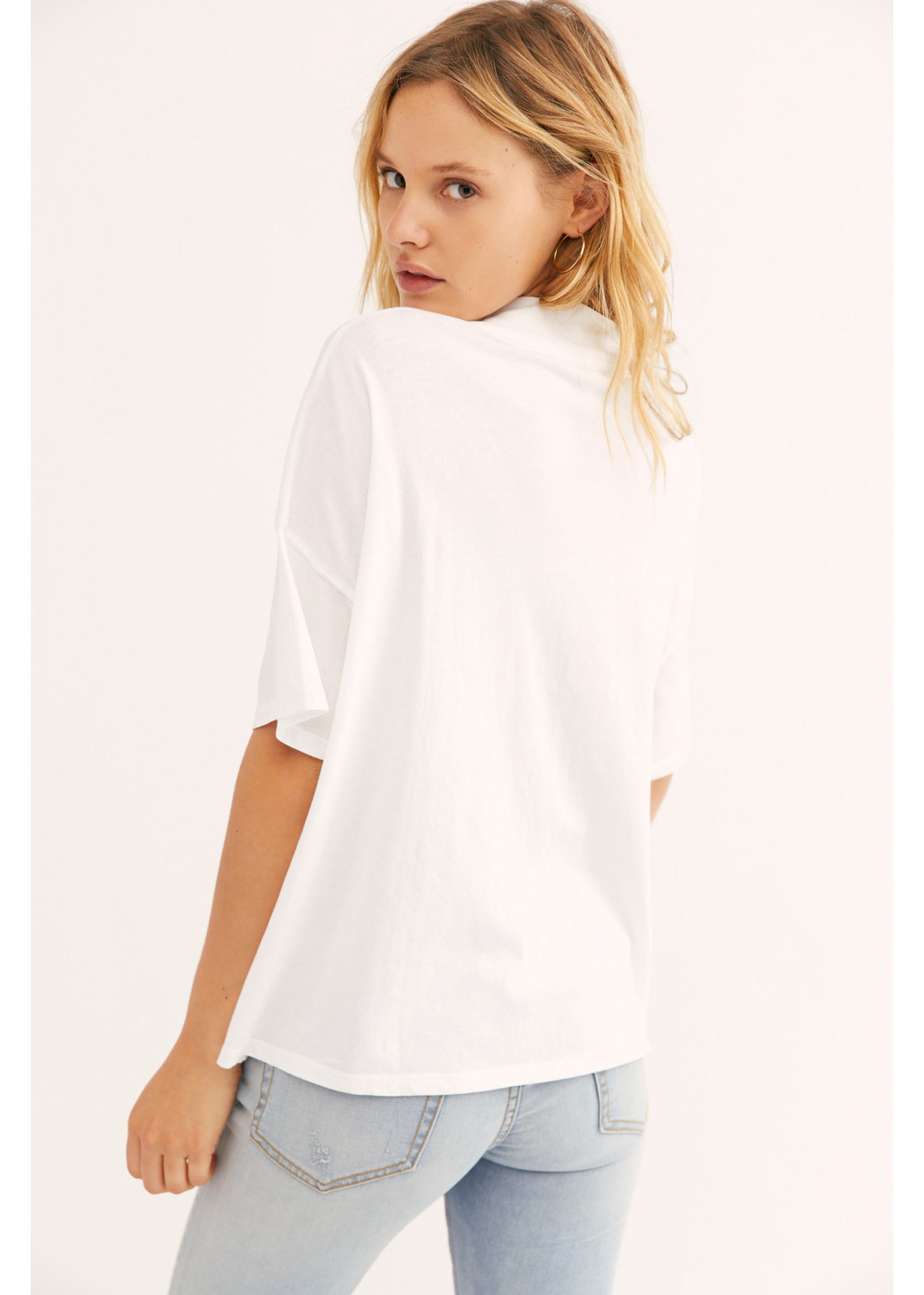 Free People Fearless Tee