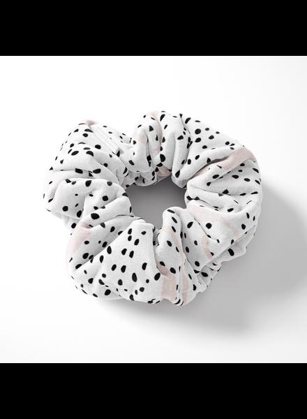 Dalmatian Scrunchie