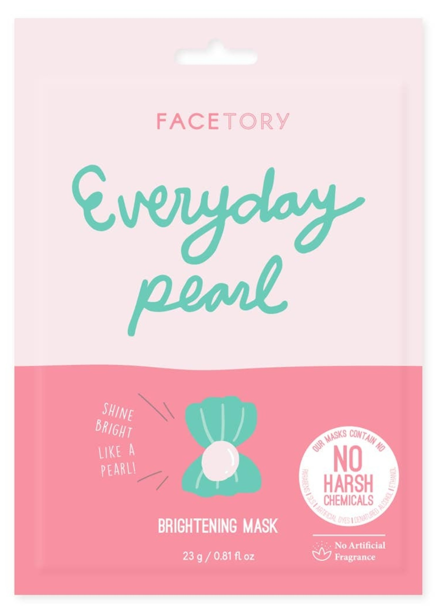 facetory Everyday, Pearl Brightening Mask