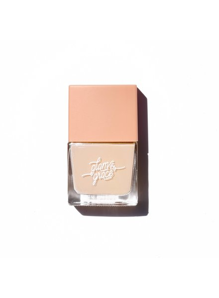 Glam & Grace Nail Polish - Sweet Cream