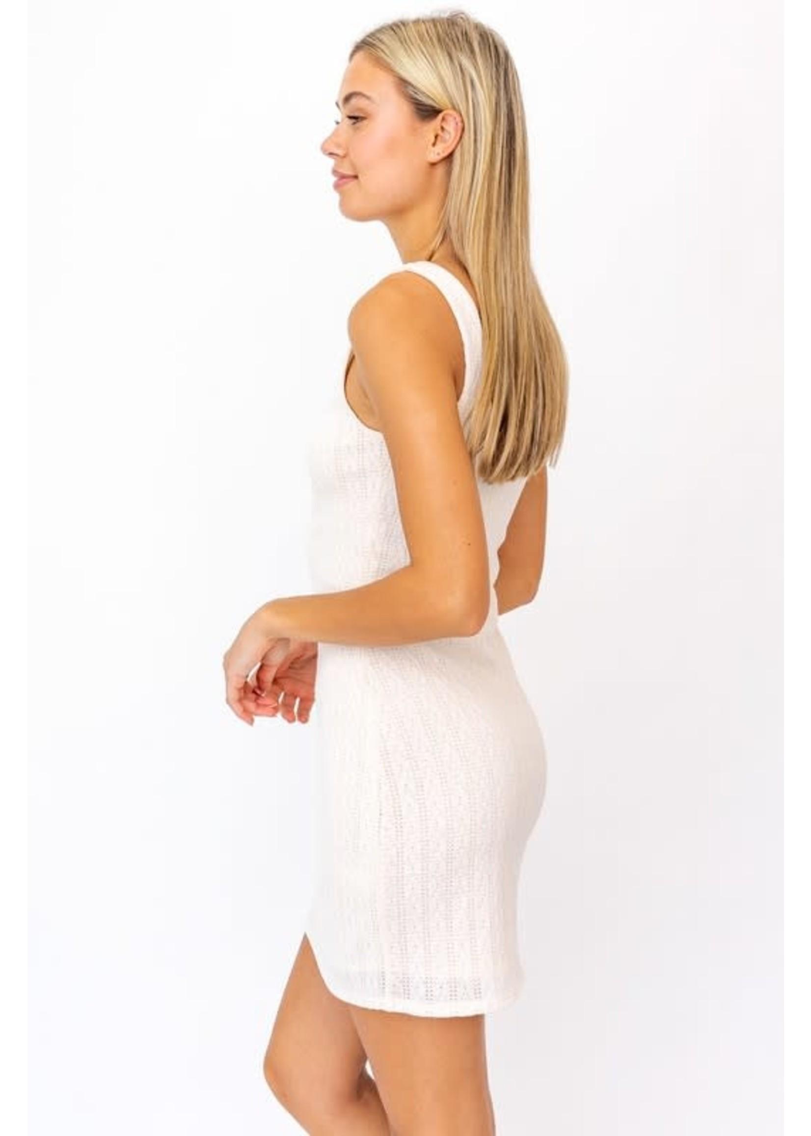 EM & ELLE Take me Out Bodycon Dress