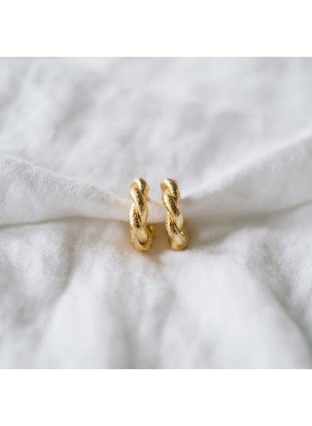 Nash & Ivy Jade Earrings