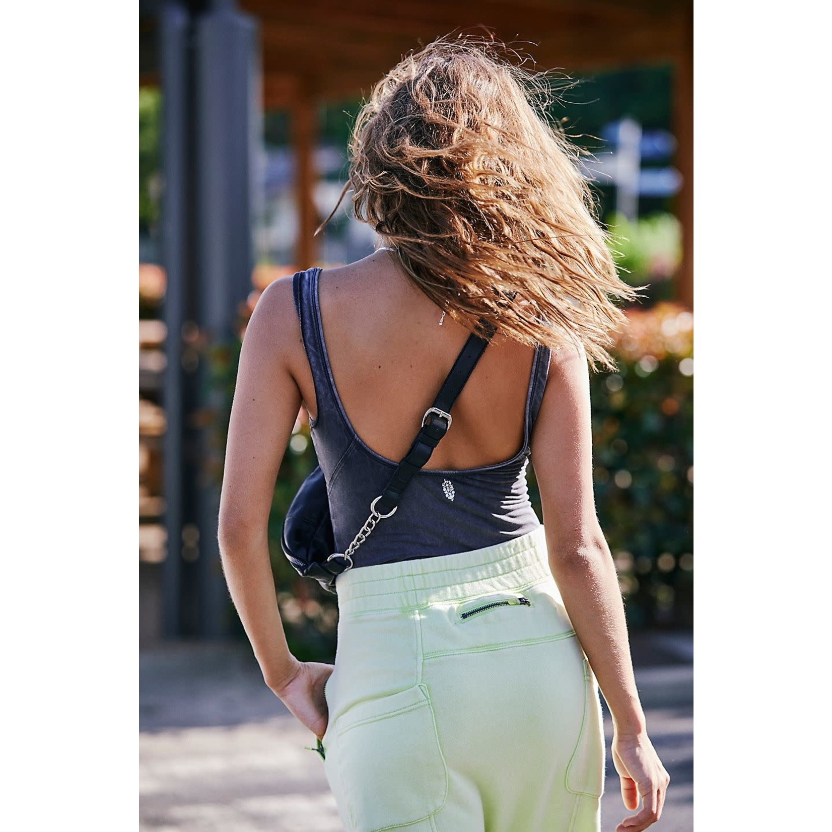 Free People Hot Shot Body Suit