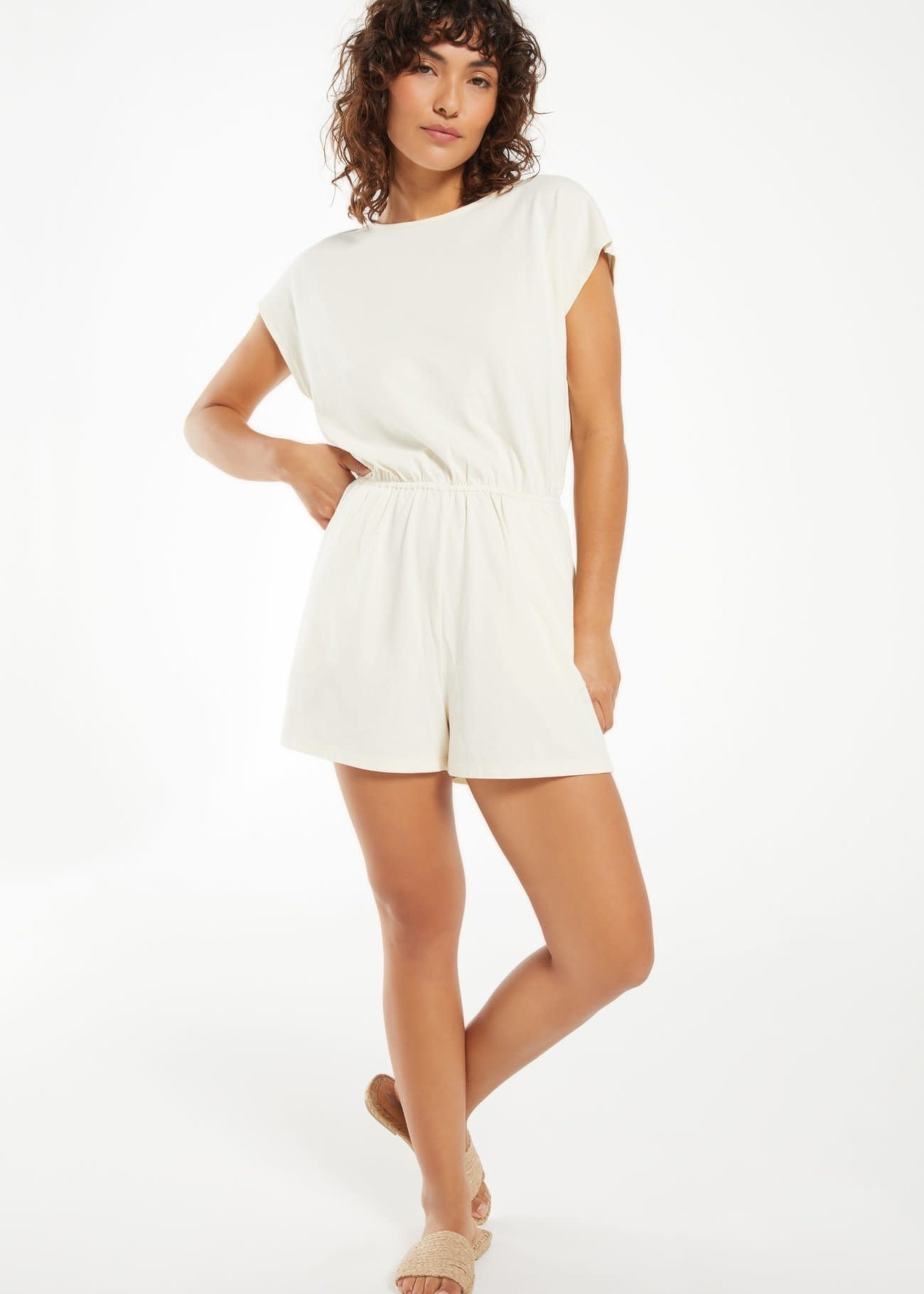 Z Supply Sky Jersey Romper