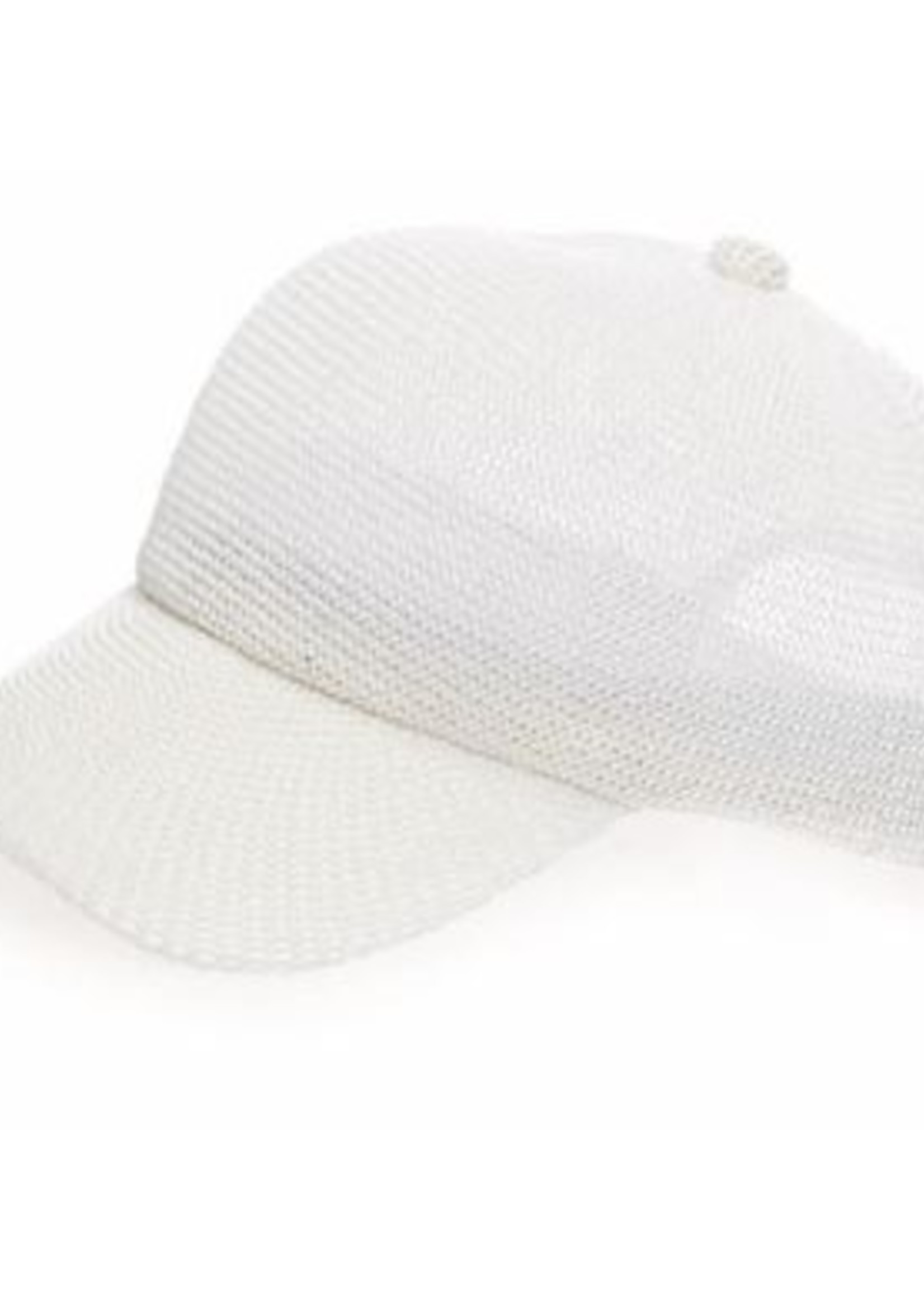 Lucca Couture KNIVES BB CAP - WHITE