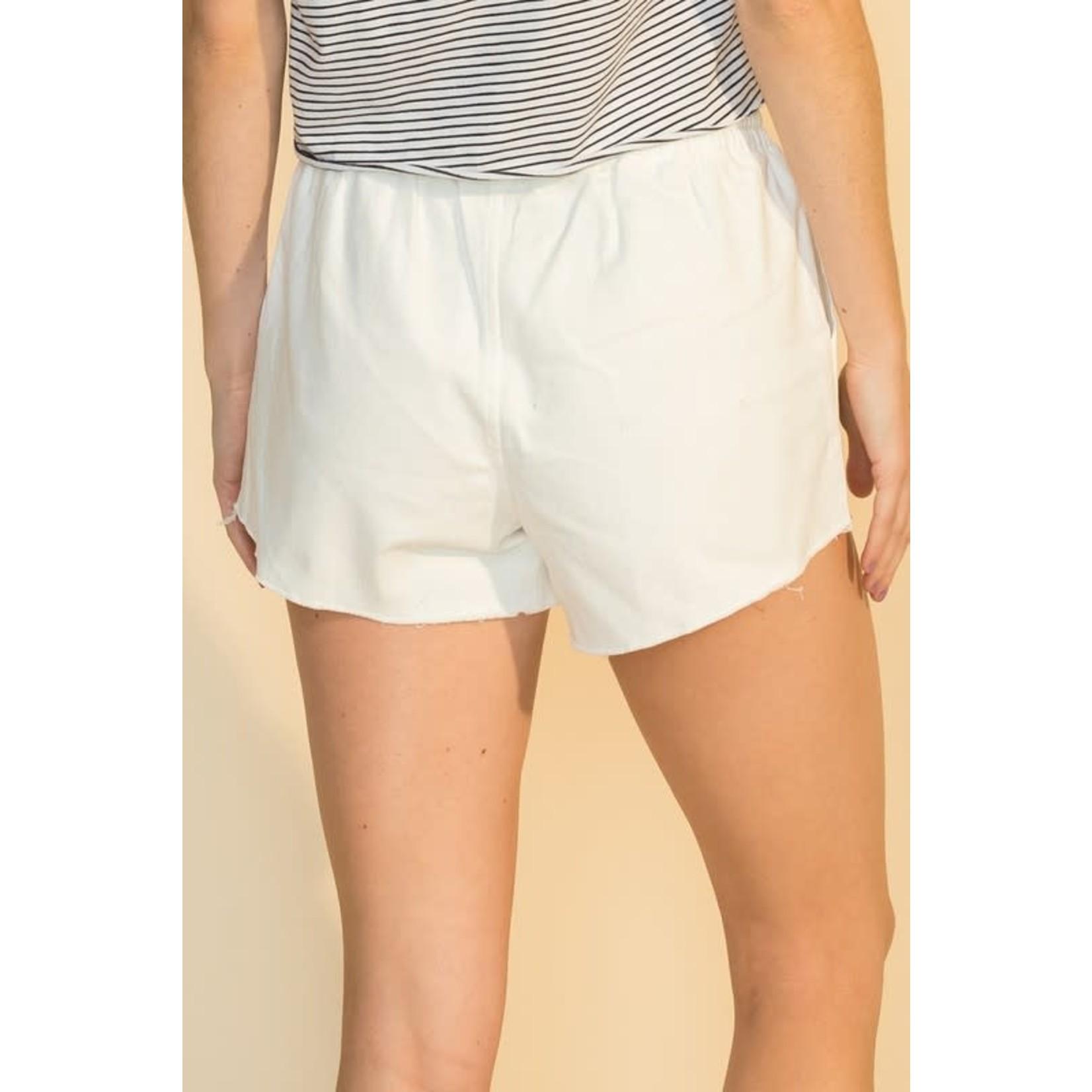 EM & ELLE Camden Drawstring Shorts