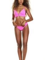 Maaji Fuchsia Agate Parade Bikini Top