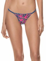 Maaji Prussian Blue Flash Bikini Bottom