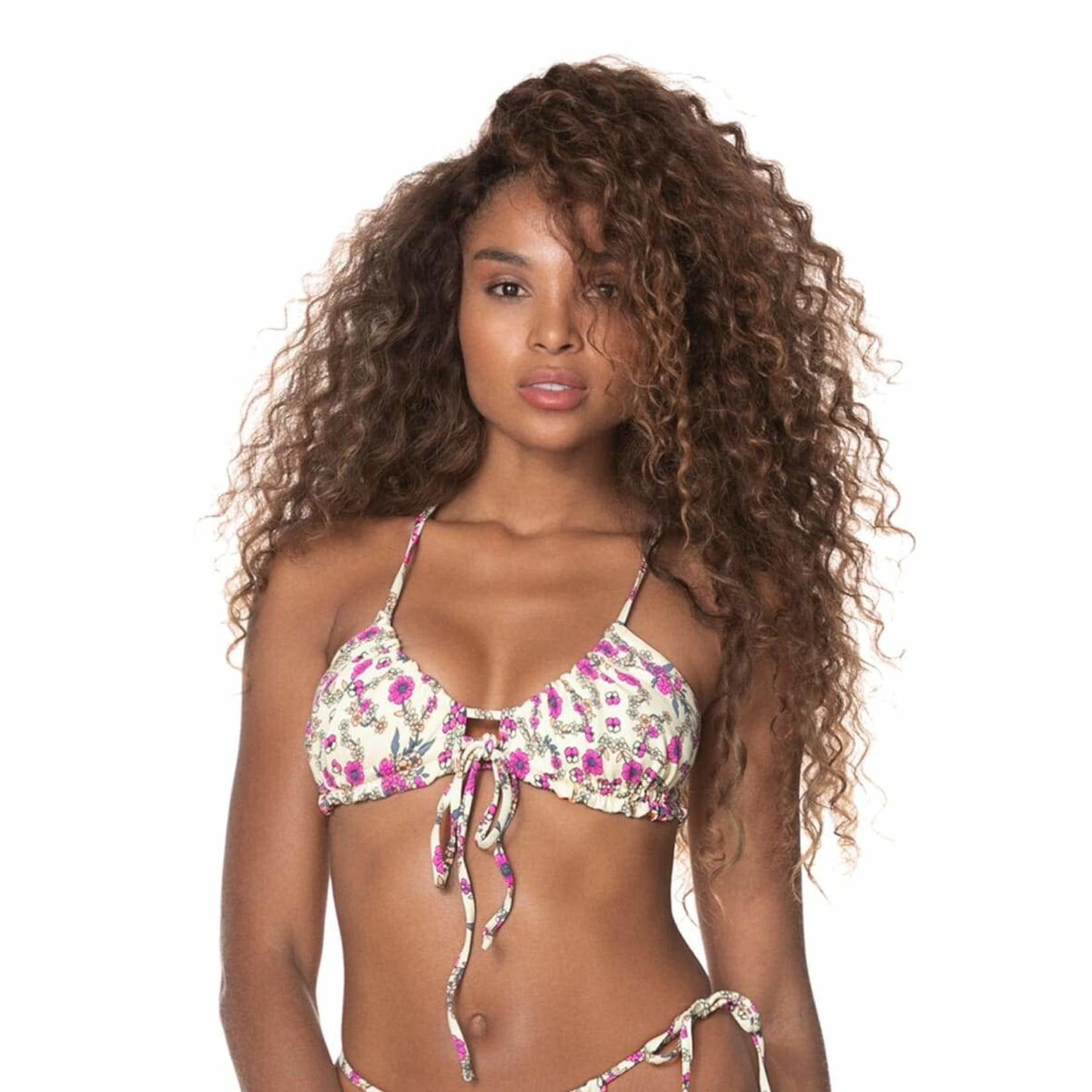 Maaji Enjoy The Calm Clementine Bikini Top