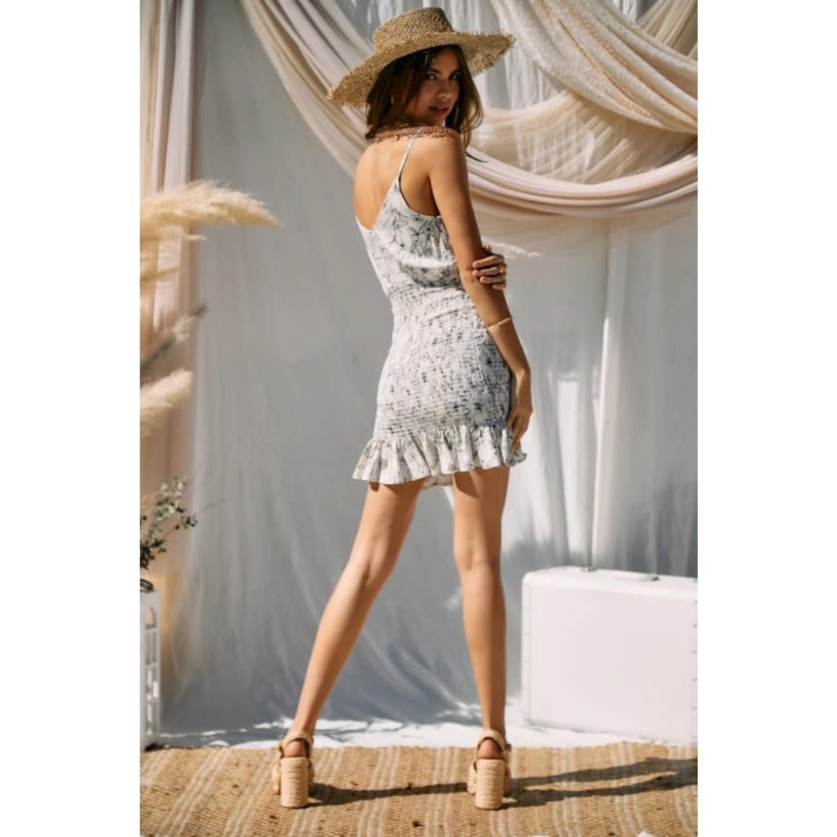 EM & ELLE Solange Mini Dress