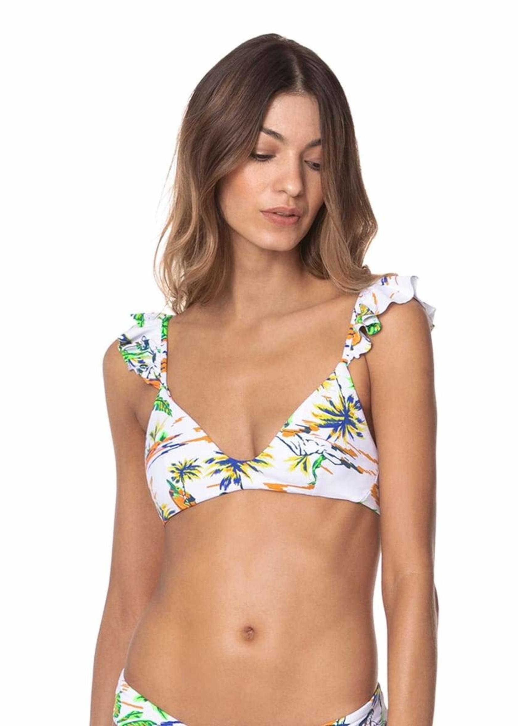 Maaji Stay Simple Halles Bikini Top
