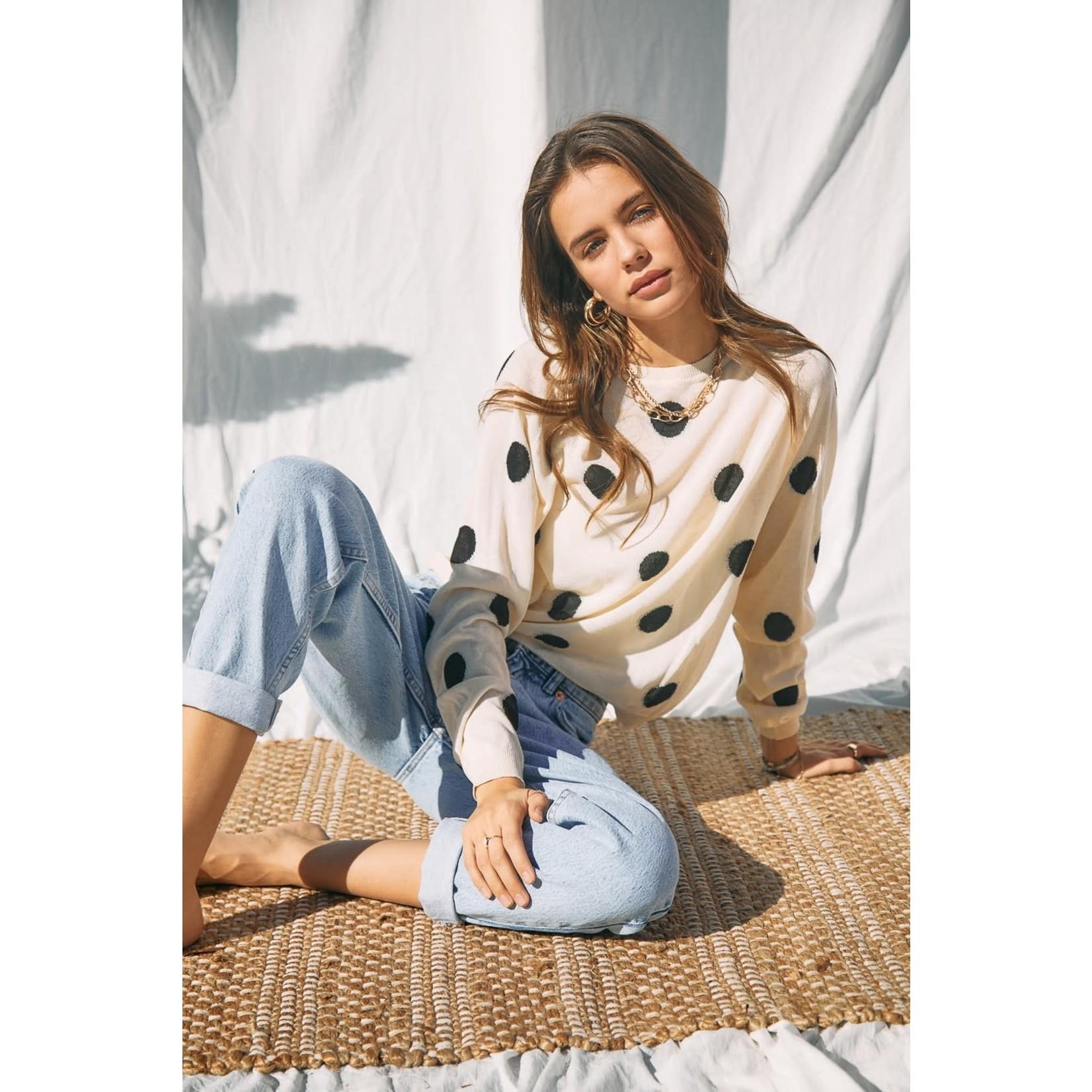 EM & ELLE Pacey Sweater