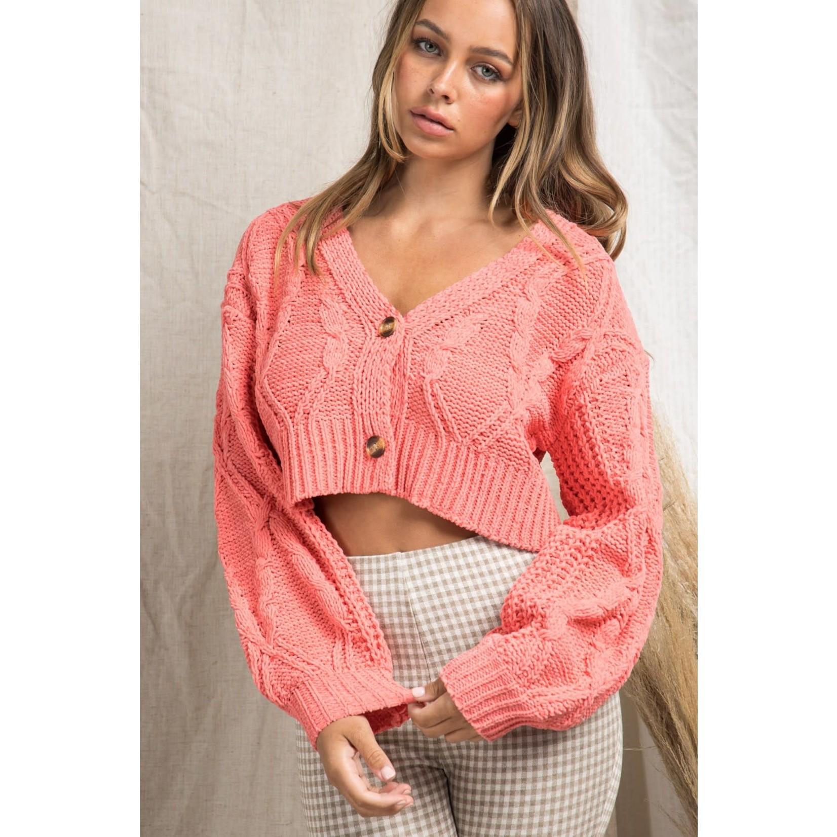 EM & ELLE Let It Out Sweater