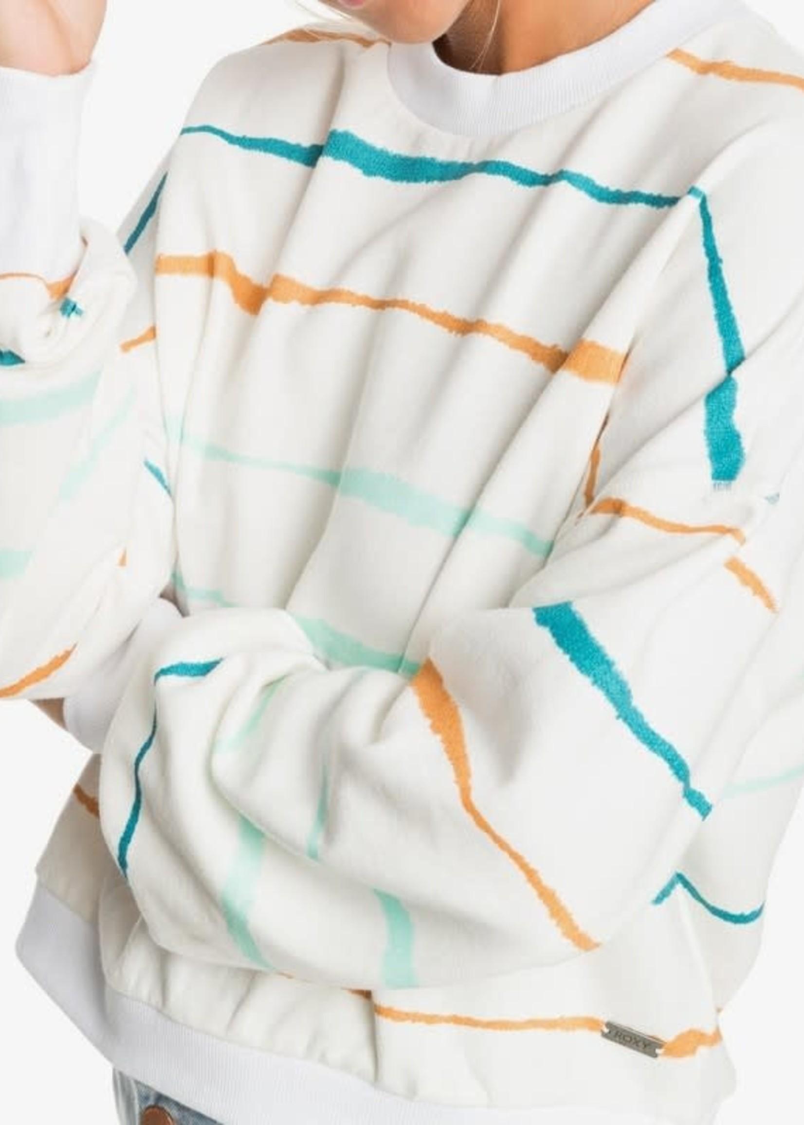 Roxy Bay Rolling Sweatshirt