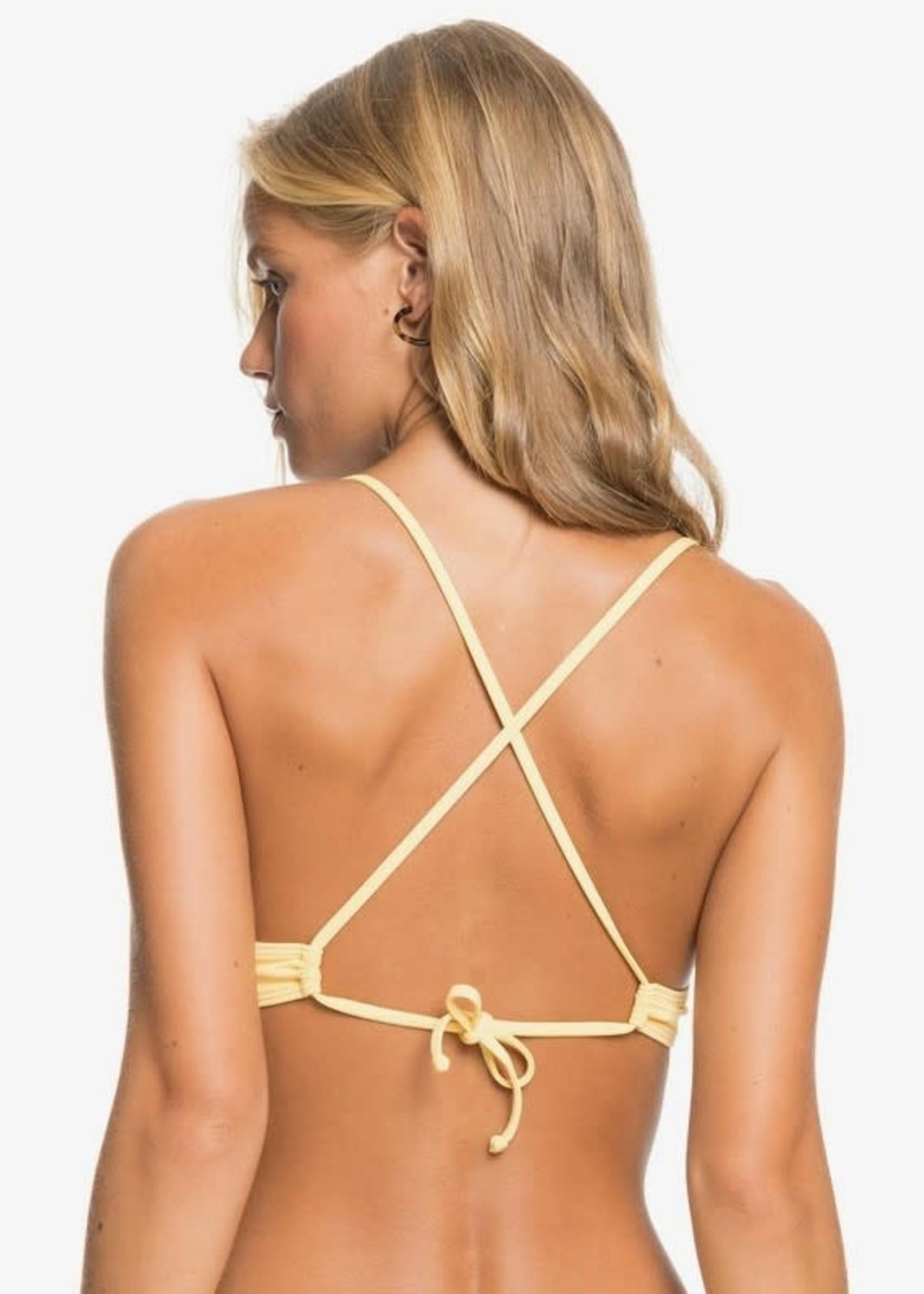 Roxy Beach Classics Athletic Bikini Top