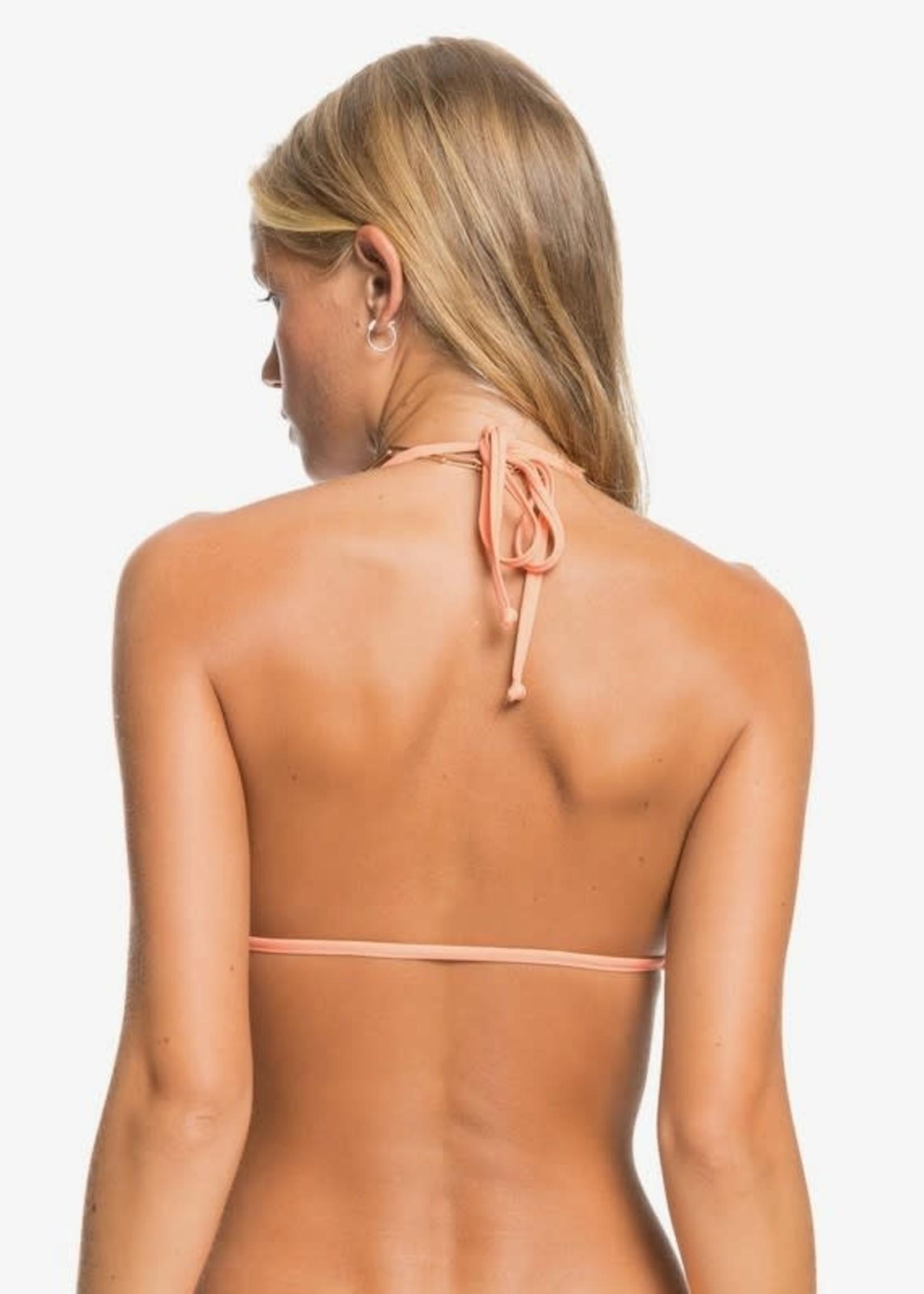 Roxy Darling Wave Tiki Triangle Bikini Top