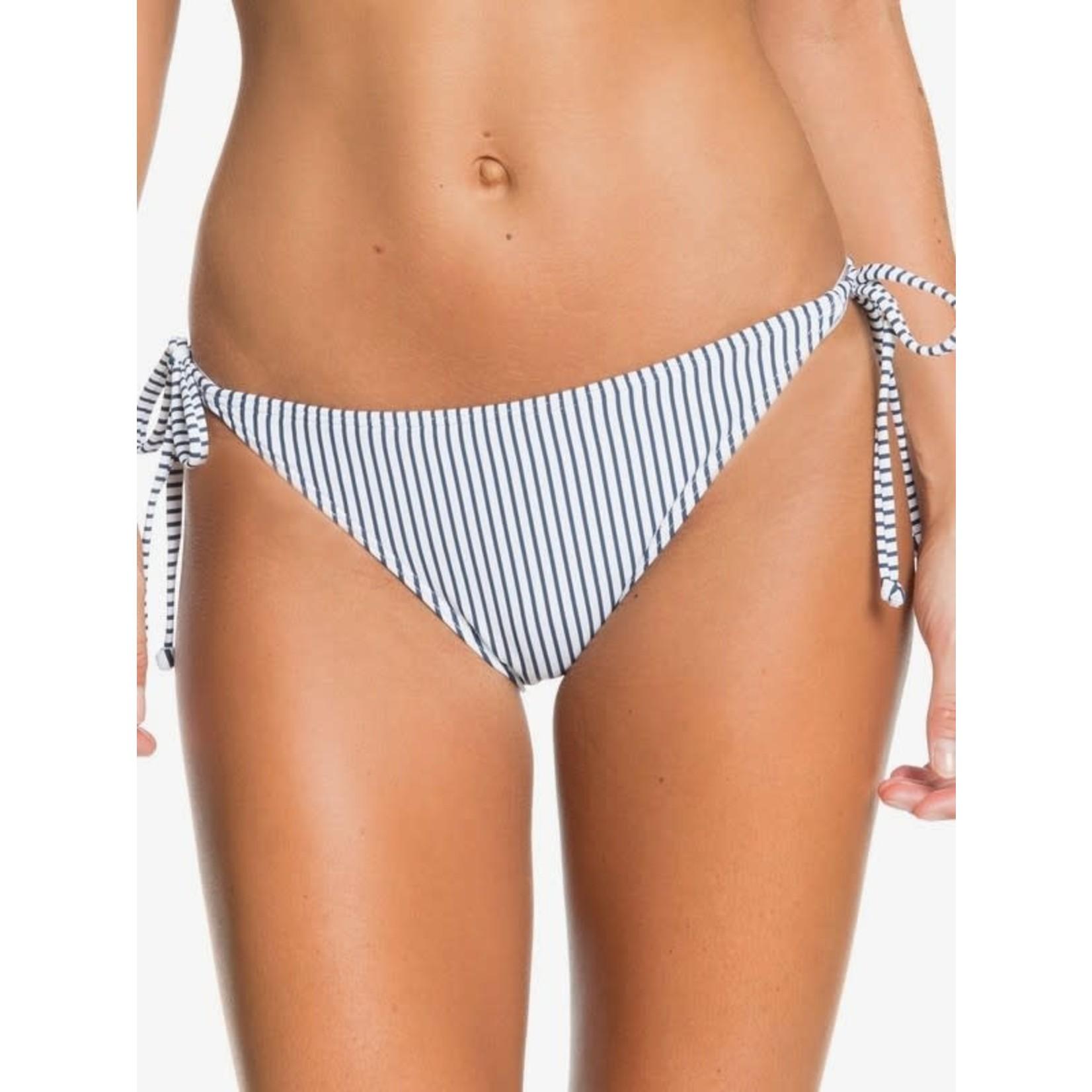 Roxy Printed Beach Classics Moderate Bikini Bottoms