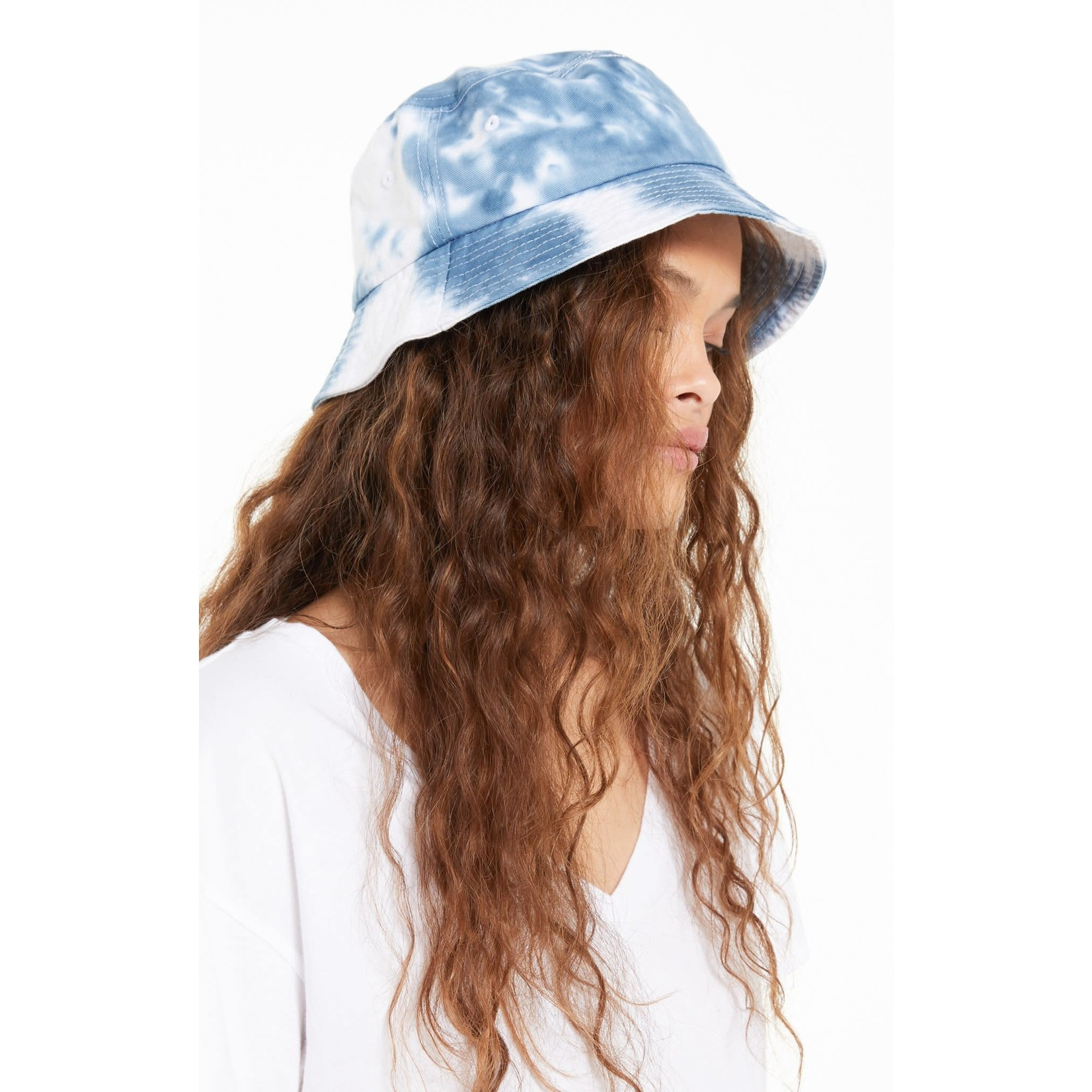 Z Supply Twill Tie-Dye Bucket Hat