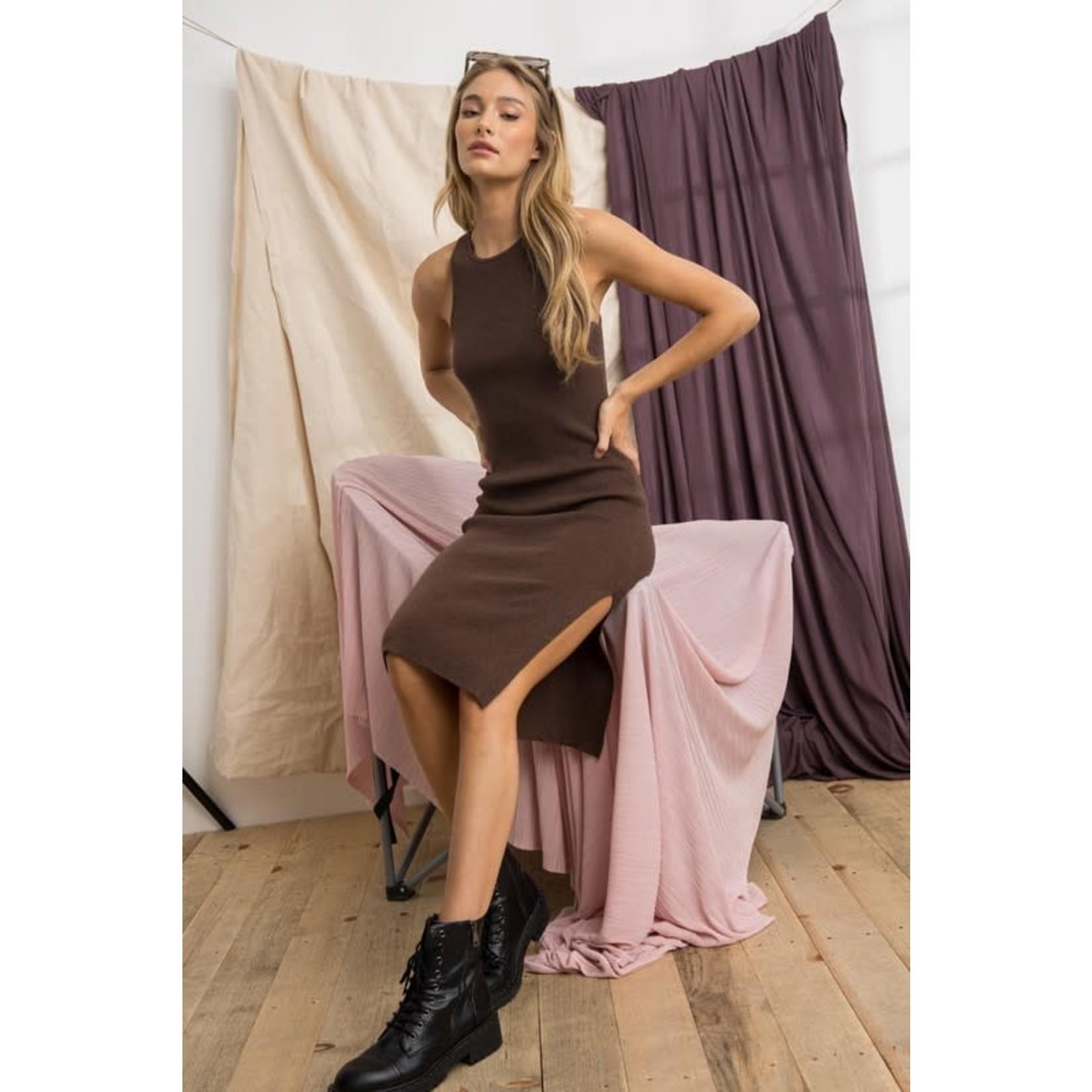 EM & ELLE Jillianna Fitted Dress