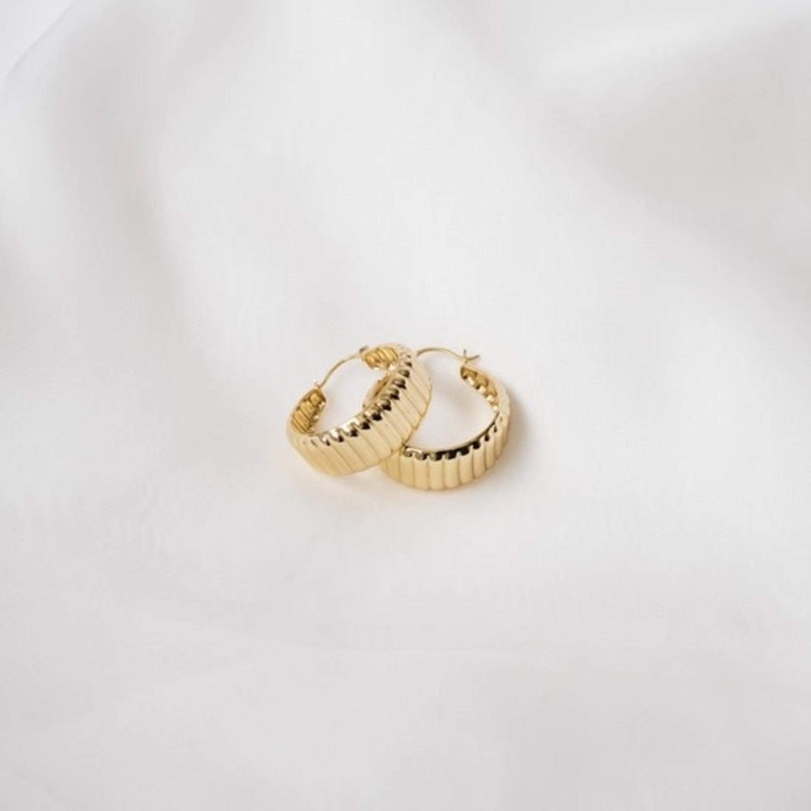 Nash & Ivy Lelo Earrings