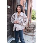 BB Dakota Plaid To See You Jacket