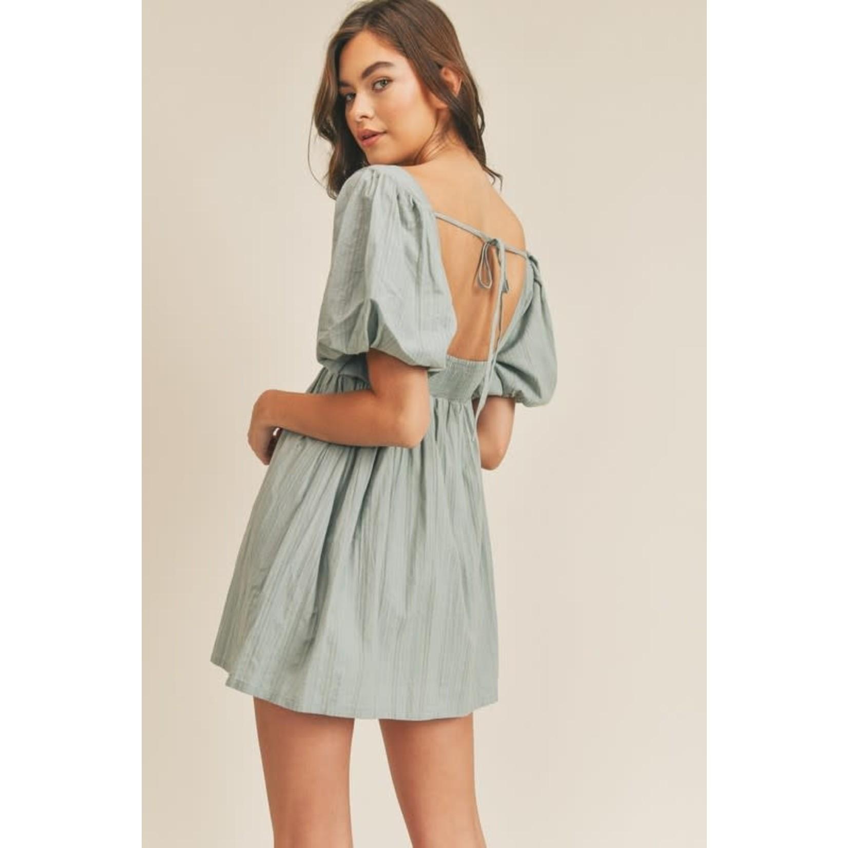 EM & ELLE Littleton Babydoll Dress