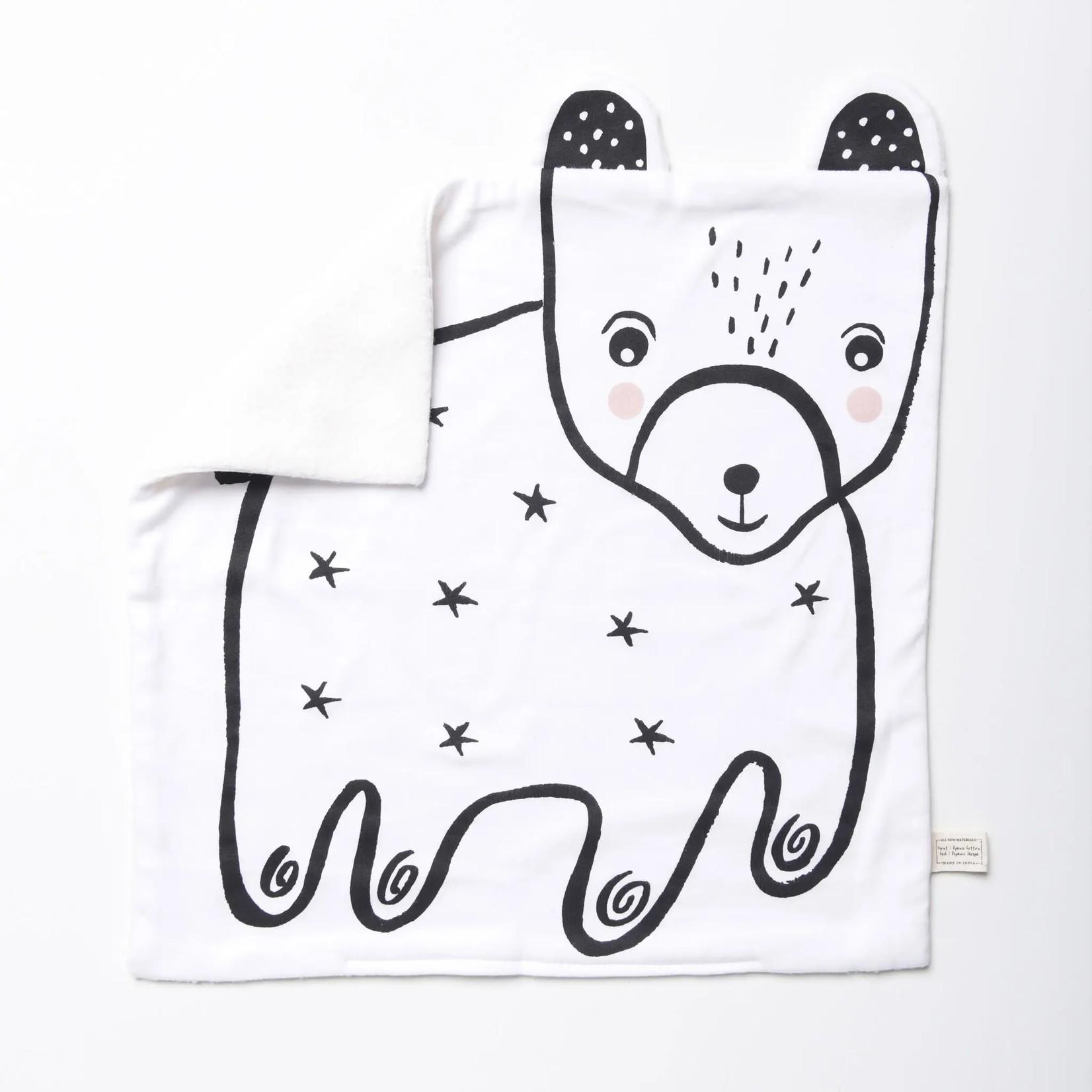 Bear Snuggle Blanket