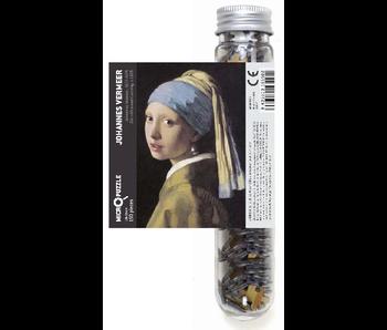 Micropuzzle: Johannes Vermeer