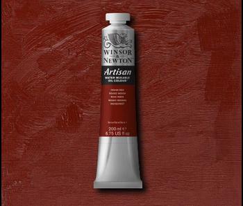 W&N ARTISAN OIL 200ML INDIAN RED
