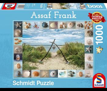 Schmidt Puzzle 1000 Seashore Collectibles
