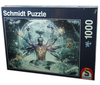Schmidt Puzzle 1000 Dream in the Universe