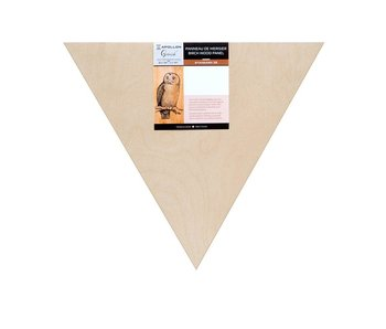 "GOTRICK 3/4"" TRIANGLE WOOD PANEL 12 INCH"