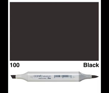 COPIC SKETCH 100 BLACK