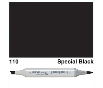 COPIC SKETCH 110 SPECIAL BLACK