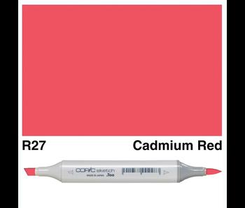 Copic Sketch R27 Cadmium Red
