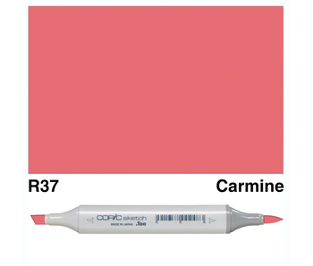 Copic Sketch R37 Carmine