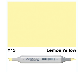 COPIC SKETCH Y13 LEMON YELLOW
